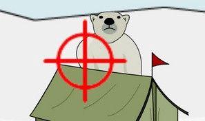 Killer Polar Bear