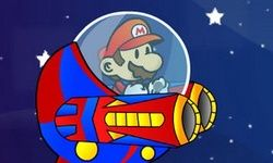 Mario Robo Adventure