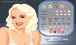 Maquillage de Marilyn Monroe