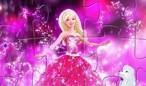 Barbie Fairytale Jigsaw