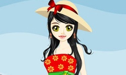 Natalie Vacation Dressup