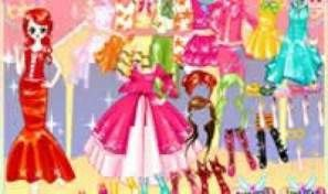 Original game title: Party Dress Up