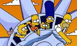 Quebra-cabeça dos Simpsons