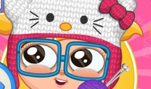 Original game title: Crafts Academy: Knitting