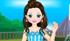 Little Girl Eva Dress-Up