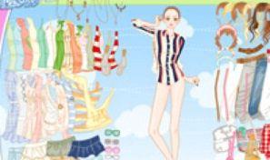Original game title: Jenny Fashion Dress Up