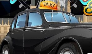 London Cab Parking