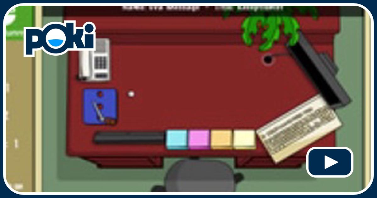 Minigolf de oficina online juega gratis en paisdelosjuegos for Juego de golf para oficina