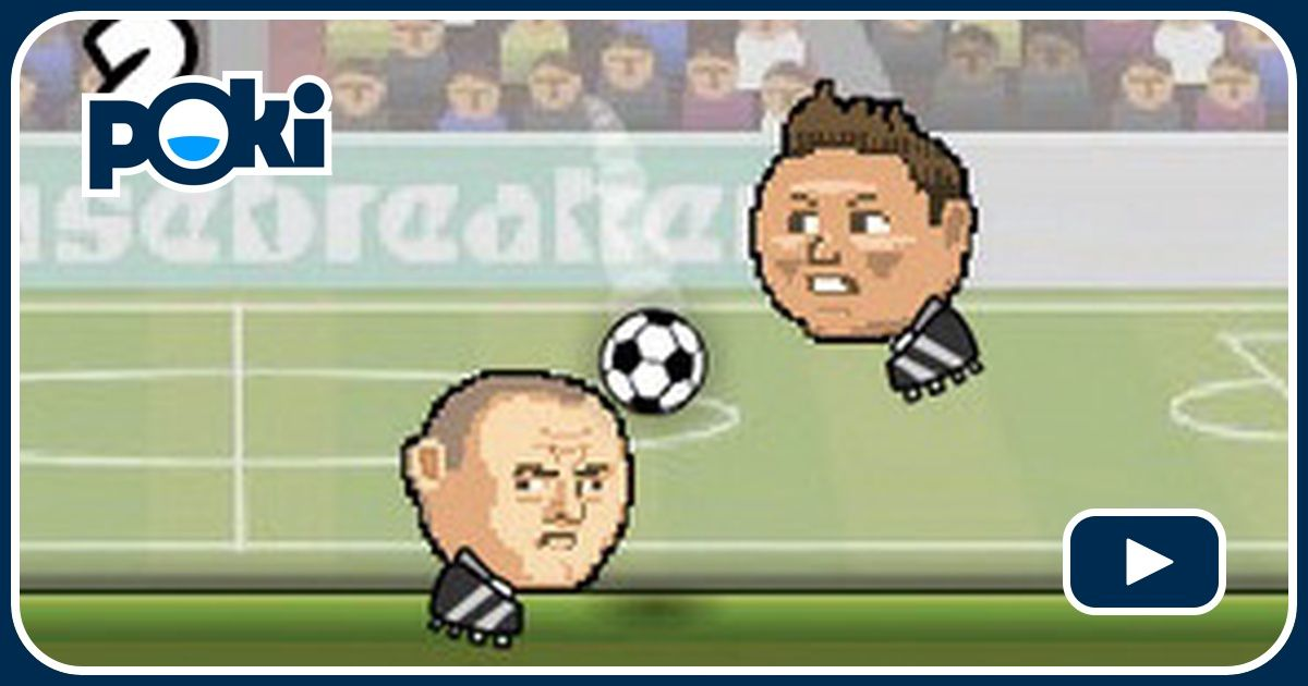 jeux flash head soccer