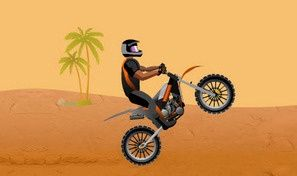 Dirt Bike: Sahara