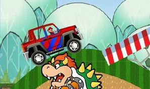Original game title: Mario Fun Jeep