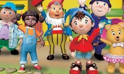 Noddy: Rotate Puzzle