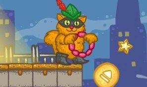 Original game title: Robin Cat