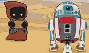 Star Wars - Jawa Junkyard