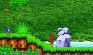 Original game title: Sonic Angel Island