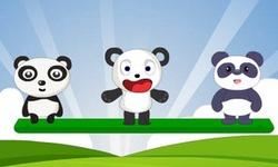 Hungry Pandas