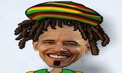 Dress Up Barack Obama