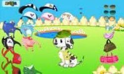 Dalmatiërs Aankleden
