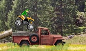 Original game title: Stunt Rider