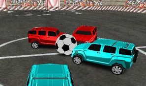 Original game title: 4x4 Soccer