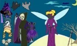 Halloween Tinkerbell Dress Up