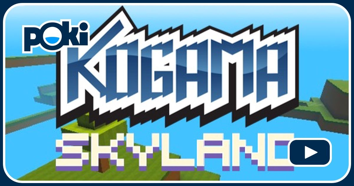 Kogama Sky Land Game Minecraft Games Gamesfreak