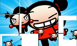 Pucca Love Puzzle