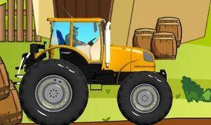 Tractor Racer