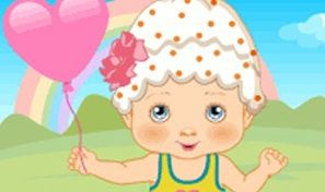 Original game title: Lovely Baby Dress Up
