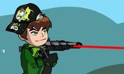 Ben 10 Extreme Shooter
