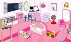 Pink Apartment Decoration