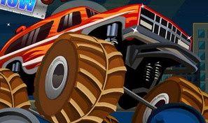 Original game title: Monster Stunts Show