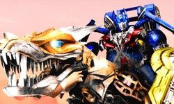 Transformers Dinobot Hunt