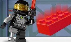 Armadilha Espacial Lego