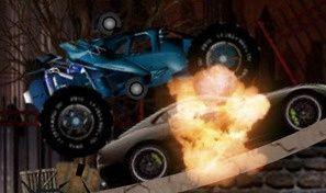 Batmobile Ride
