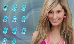Ashley Tisdale Make OVer