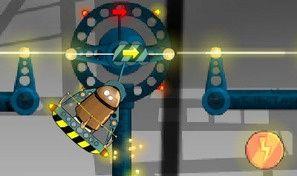 Original game title: The Railway Robot's RT