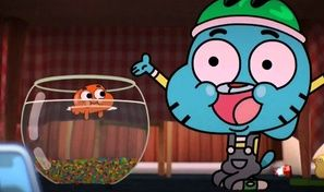 Gumball: The Origin of Darwin