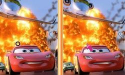 Spot the Difference:Cars