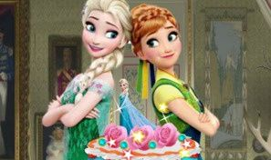Frozen Fever: Anna's Surprise Party