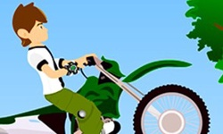 Ben10 Biker