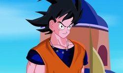 Goku Dressup 2
