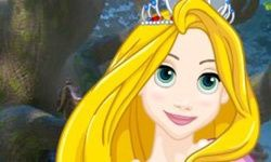 Princess Rapunzel Goldie Style Dress-Up