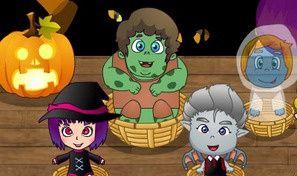 Halloween Babysitting