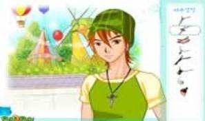 Original game title: Dreamboy Dress Up