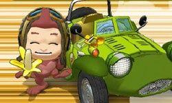 Macaco no Kart