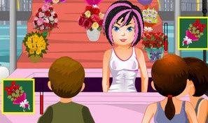 Original game title: Draculaura Flower Boutique