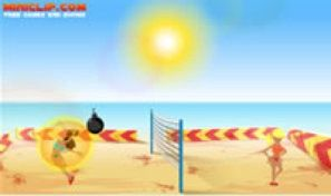 Original game title: Boom Boom Volleyball