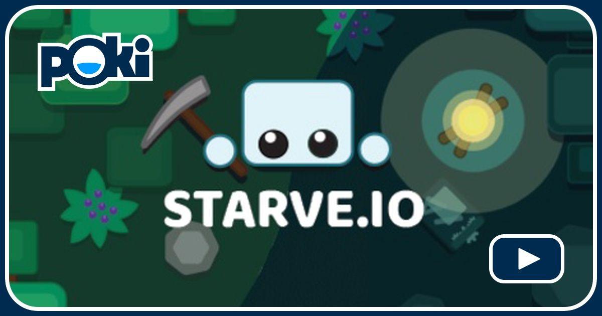 STARVE.IO Online