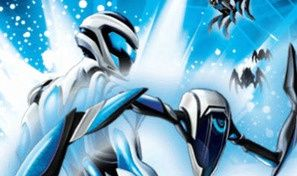 Original game title: Max Steel: Steel Defense